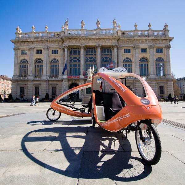 Nescafé Rickshaw Risciò Milano