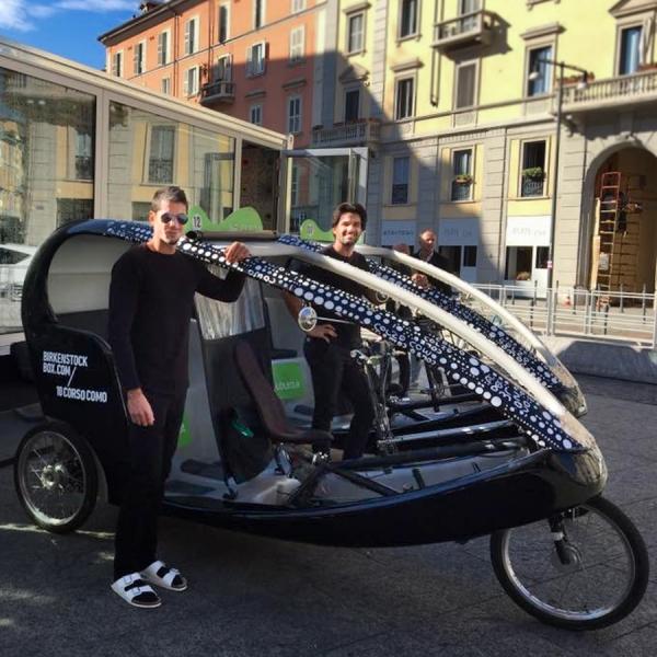 Birkenstock Veloleo Rickshaw risciò