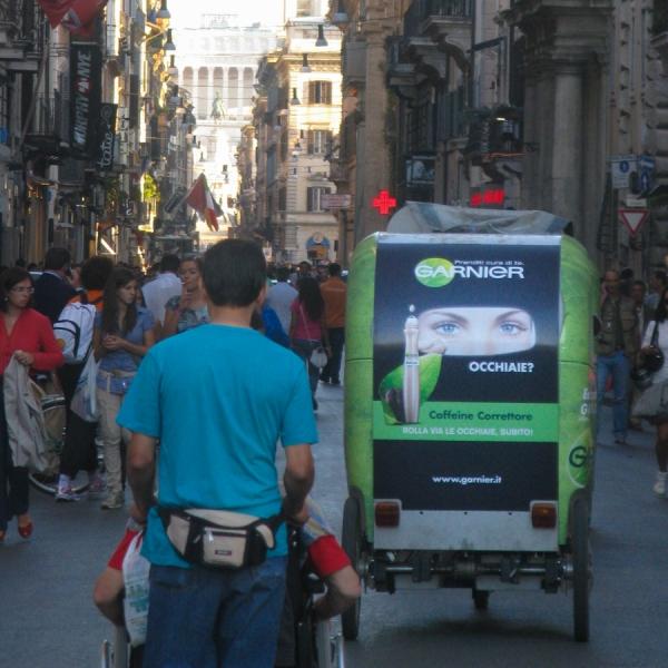 Garnier Veloleo Rickshaw risciò