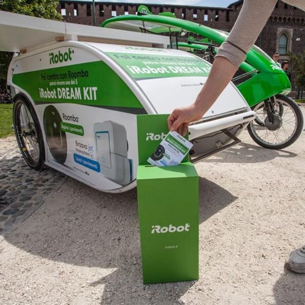 iRobot xBob