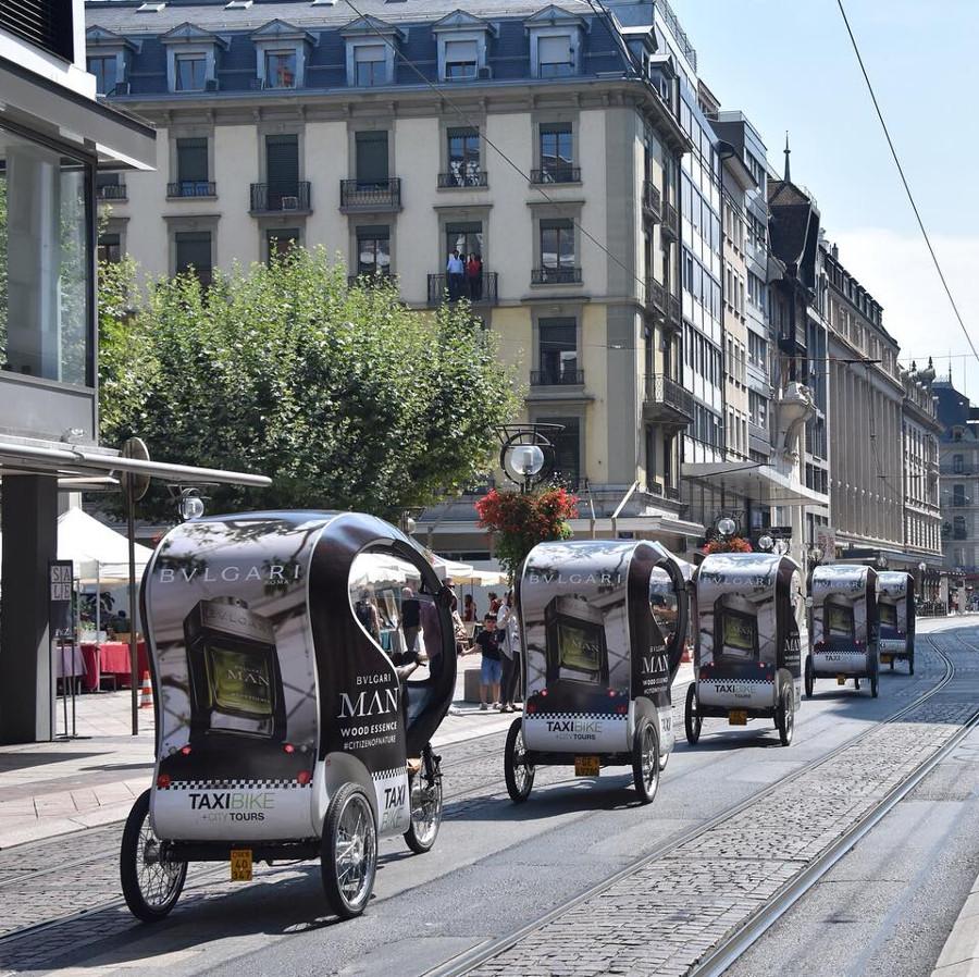 bulgari rickshaw risciò veloleo