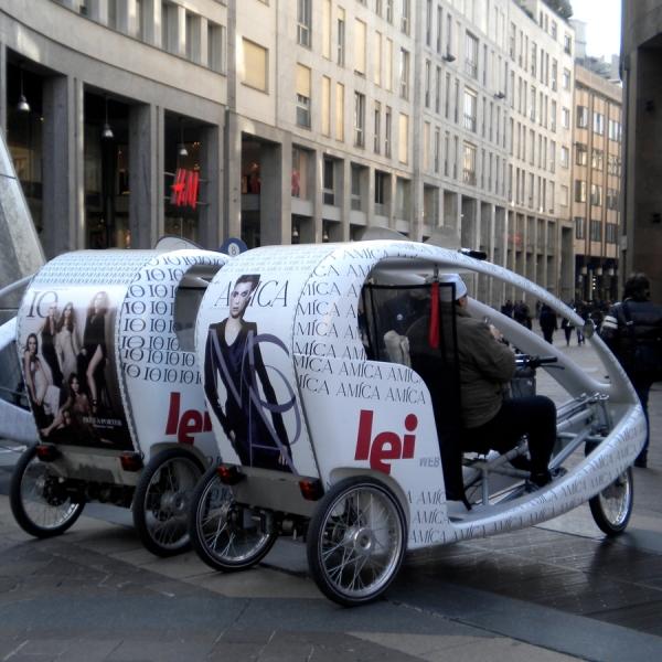 RCS Veloleo Rickshaw risciò