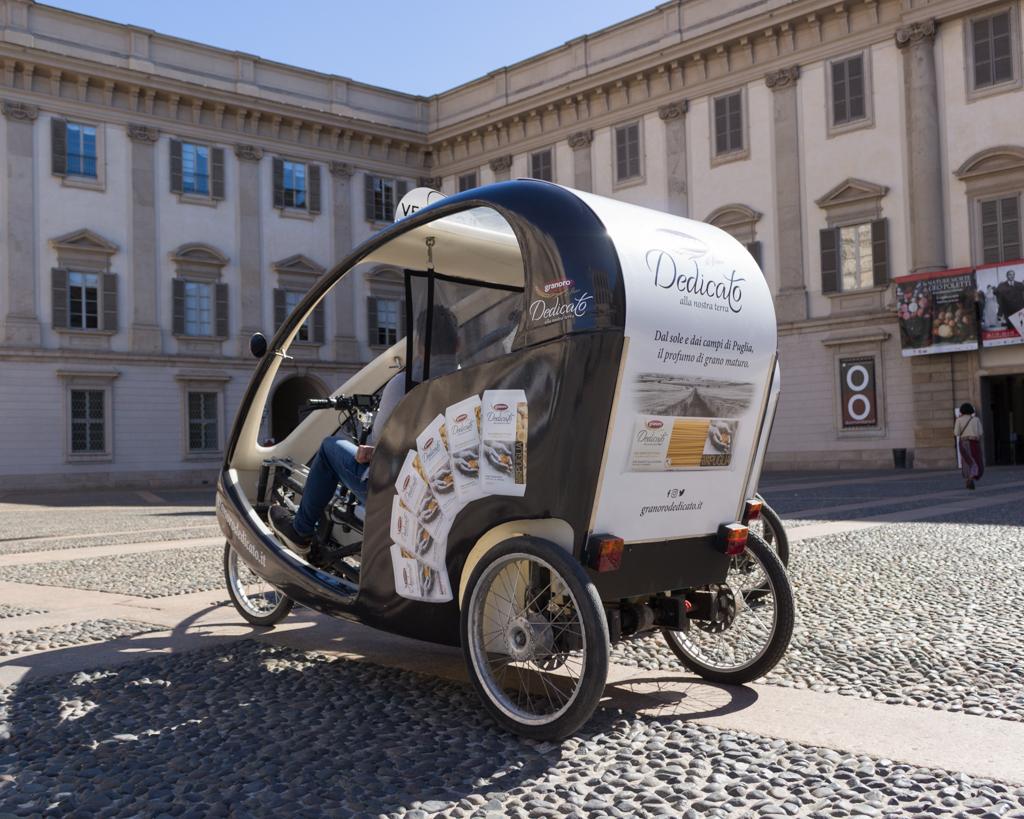 Granoro Ri-Show rickshaw risciò