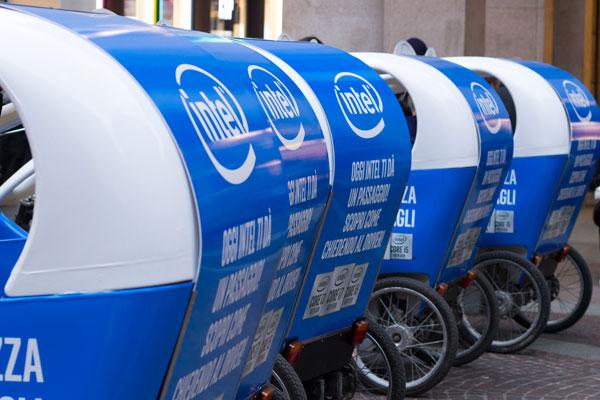 Campagna Intel - Ri-Show posteriore