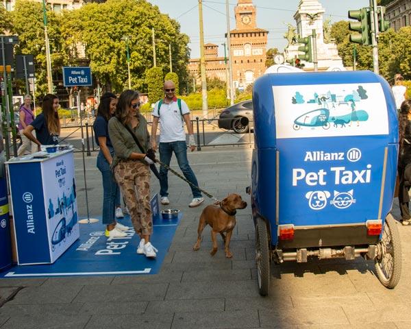 Pet Taxi Allianz Postazione