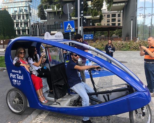 Pet Taxi Allianz Veloleo